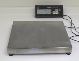 Pöytä-/lattiavaaka 30 kg/10 g