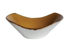 Kulho ruskea Ø 16,5 cm