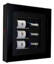 Viinikaappi QV30-N1151B