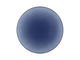 Lautanen sininen Ø 28 cm