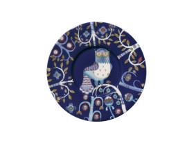 Aluslautanen sininen Ø 15 cm