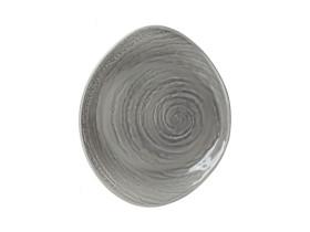 Lautanen harmaa Ø 25 cm