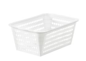 Monitoimikori valkoinen 38x27x15 cm
