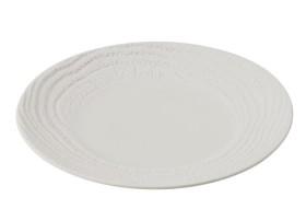 Lautanen valkoinen Ø 26,5 cm