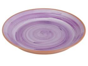 Tarjoiluvati melamiini violetti Ø 40 cm