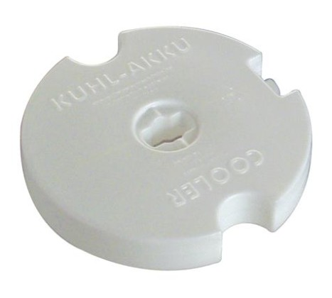 Kylmävaraaja maitoannostelijaan Ø 15 cm