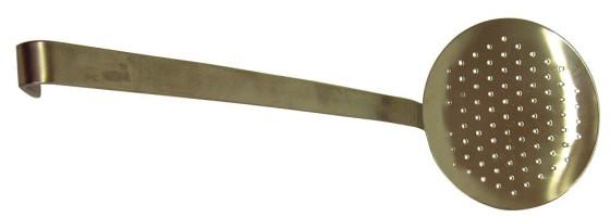 Reikäkauha rst P 43,5 cm Ø 10 cm
