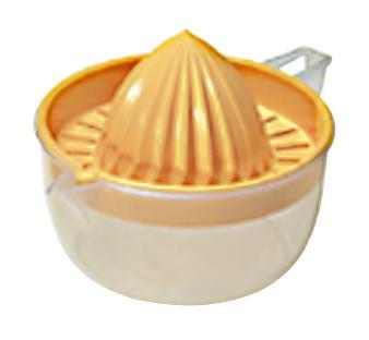 Sitruspuristin muovi valkoinen