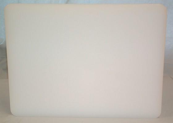 Leikkuulauta valkoinen 40x30x2 cm