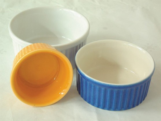 Sufflevuoka sininen K 3,5 cm Ø 6,8 cm 7,5 cl