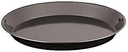 Pannupizzavuoka musta pelti K 2,5 cm Ø 20 cm