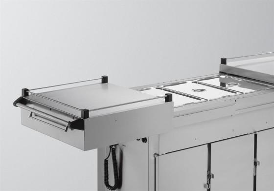 Lämpöhaudevaunu Rieber Norm III-3