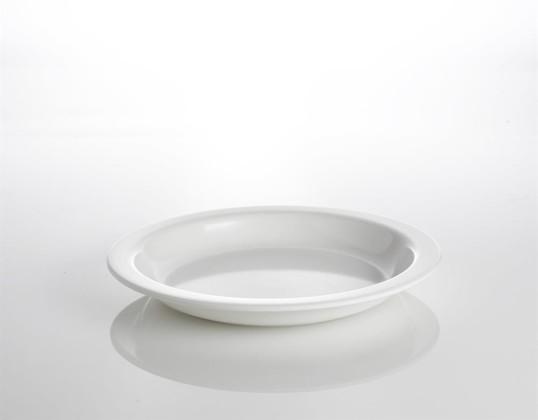 Lautanen syvä kapea reuna melamiini Ø 18 cm