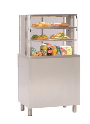 Kylmälasikko Dieta Serve Vitrine R803 DS