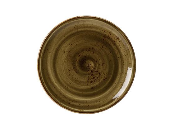 Lautanen ruskea Ø 30 cm