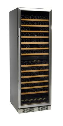 Lasiovellinen viinikaappi TFW365-2S