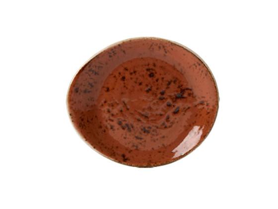 Lautanen punainen Ø 15,5 cm