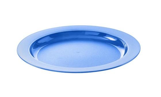 Lautanen sininen Ø 25 cm