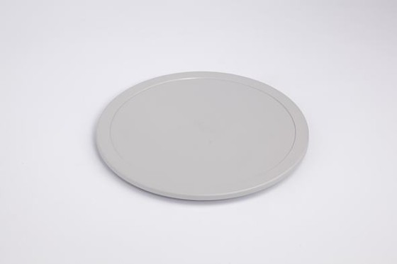 Kansi harmaa muovi Ø 15,7 cm