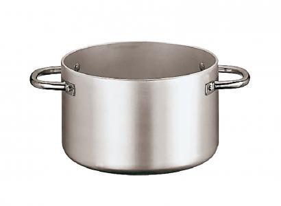Kattila puolikorkea alumiini Ø 45 cm 43 L