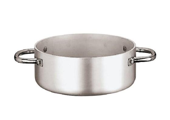Kattila matala alumiini Ø 36 cm 14 L