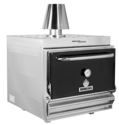 Puuhiiliuuni/grilli Mibrasa HMB 110