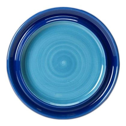 Lautanen erikoissyvä sininen Ø 25,5 cm