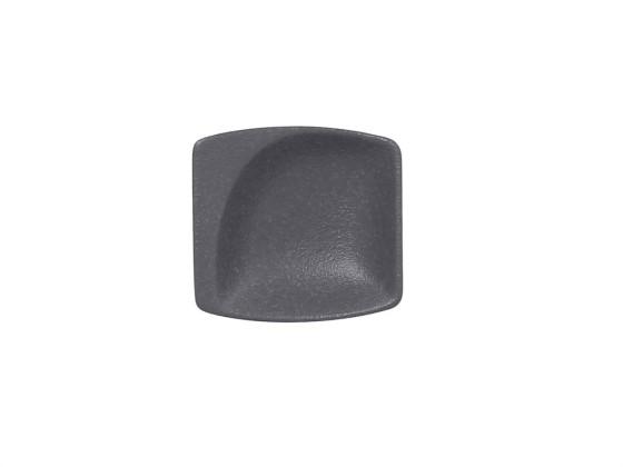Neliökulho mini harmaa 8x7,5 cm