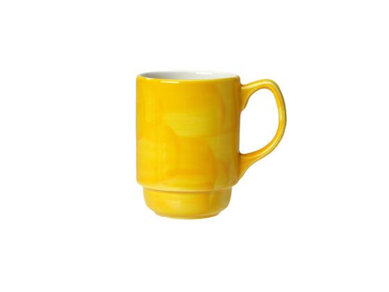 Muki keltainen 26 cl
