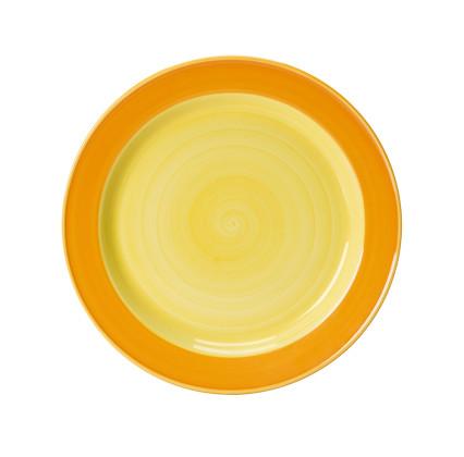Lautanen keltainen Ø 23 cm