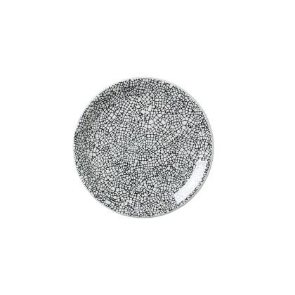 Lautanen musta Ø 15,25 cm