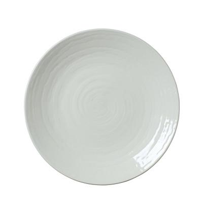 Lautanen valkoinen Ø 28,5 cm