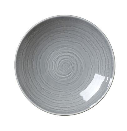 Lautanen coupe harmaa Ø 25,5 cm