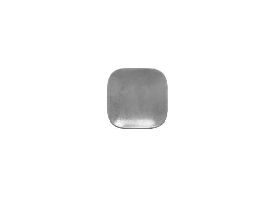 Neliölautanen harmaa 11x11 cm