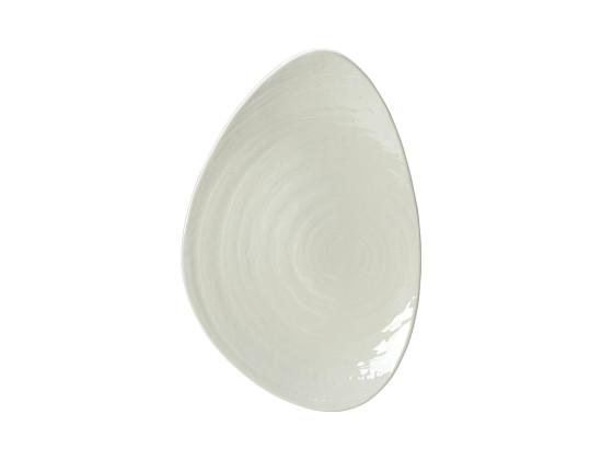 Lautanen valkoinen Ø 37,5 cm