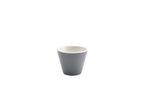 Dippikulho vaaleanharmaa K 4,6 cm Ø 6 cm 5 cl