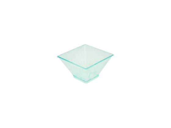 Kulhosetti 200 kpl/pkt polystyreeni 9x9 cm 200 ml