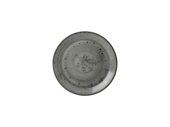 Lautanen harmaa Ø 15,25 cm