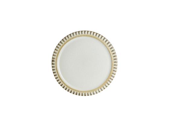 Lautanen valkoinen Ø 16,5 cm