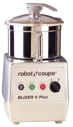 Soseutuskutteri Robot Blixer 5 Plus