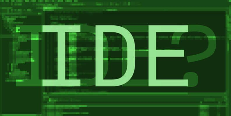 My IDE Config
