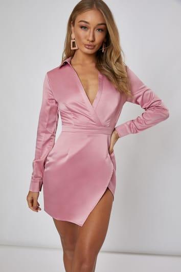 53e2fab5317b Pink Dresses