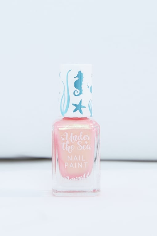 BARRY M UNDER THE SEA PINKTAIL NAIL PAINT