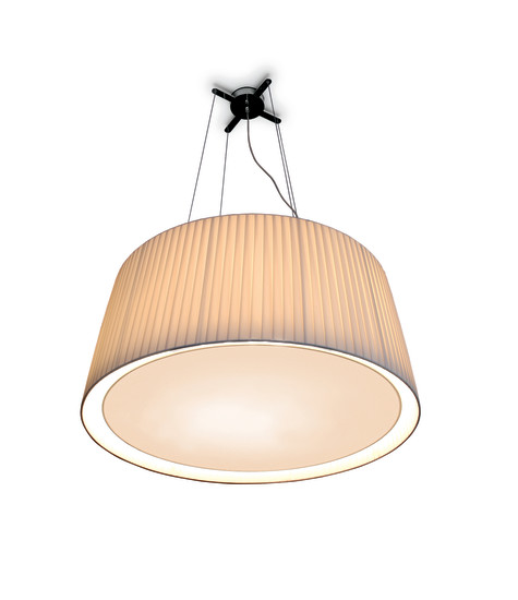 Divina SO XL: Suspension lamp in different finishings