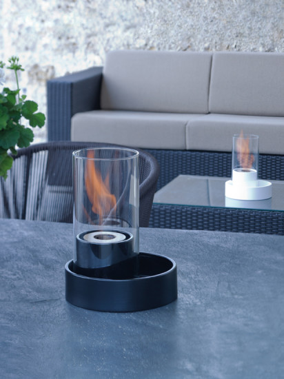 Cabaré: Table fireplace Ø205 mm H 265 mm