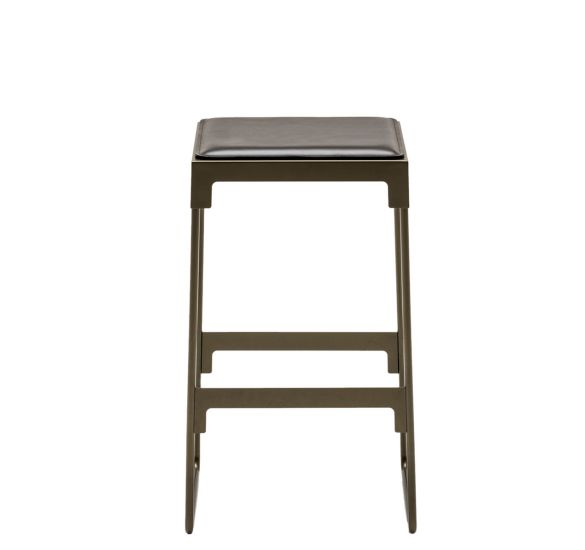 Mingx: High stool available in different finishings