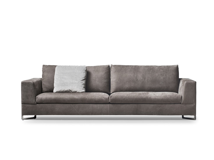 No Logo Basic: Sofa W 244 cm in different versions