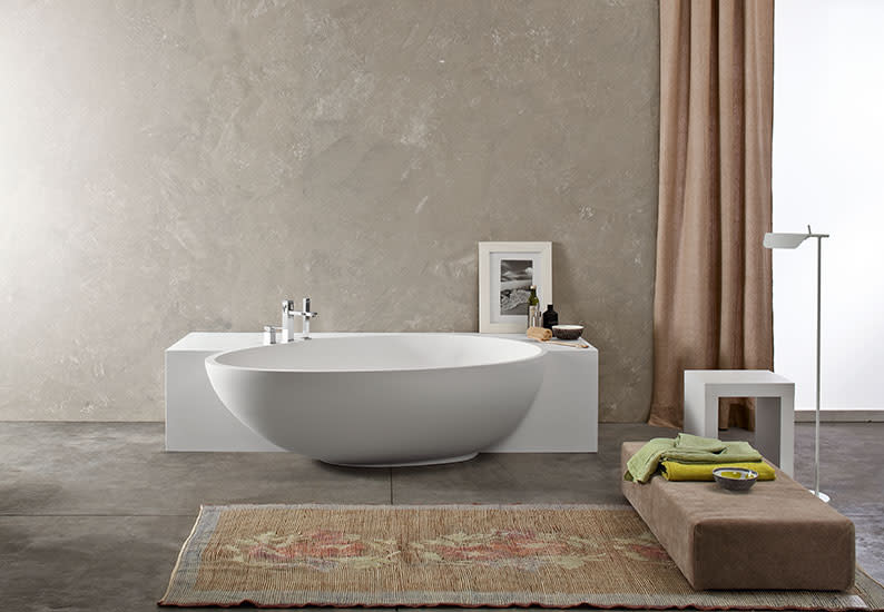 Bahia: Freestanding bath in different versions