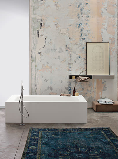 Kelly: Free standing bath in different sizes