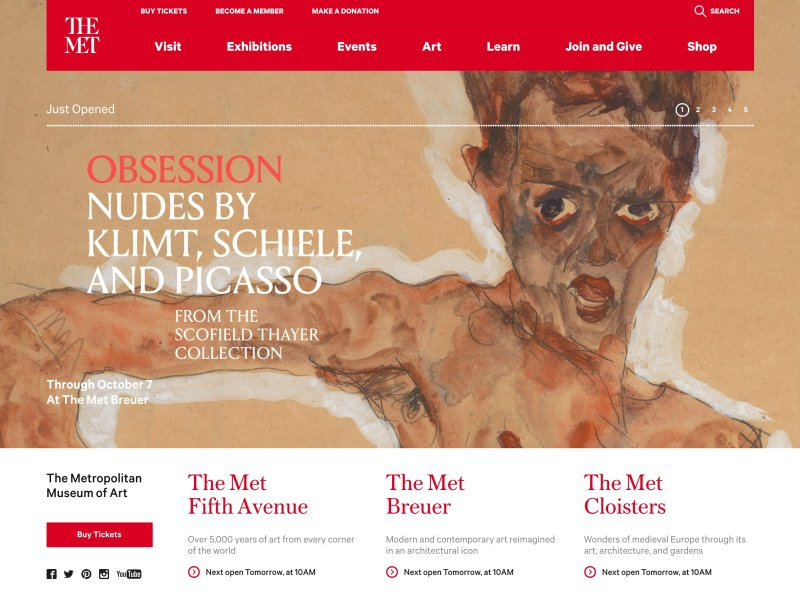 Home | The Metropolitan Museum of Art